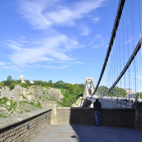 Brunel's Suspension Bridge