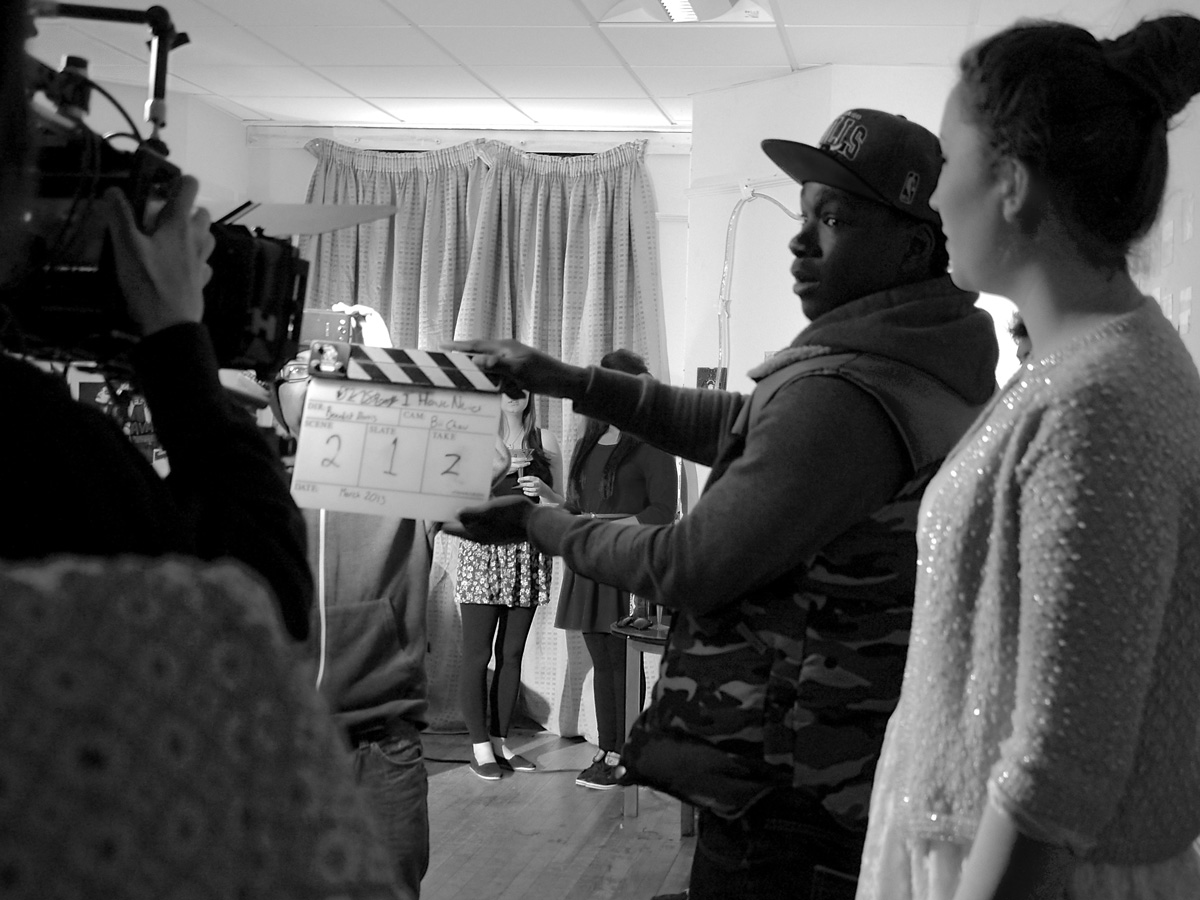 Copyright: Watershed/BFI Film Academy