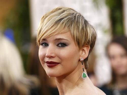 Portrait of Jennifer Lawrence