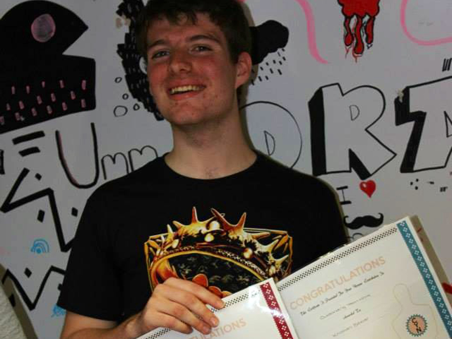 Kristian Baxter: campaigner and saviour of youth clubs