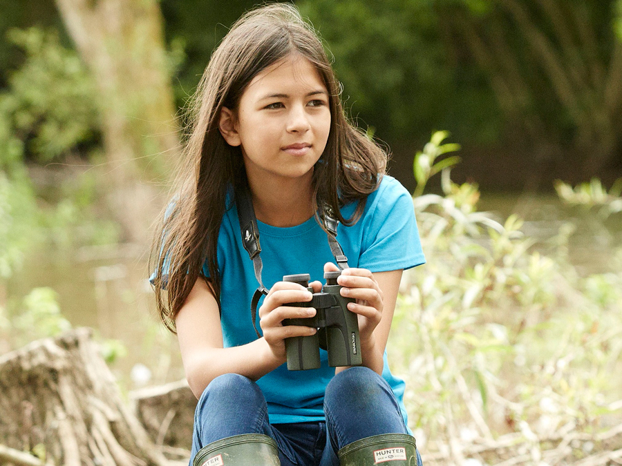 Mya Rose-Craig: expert birdwatcher