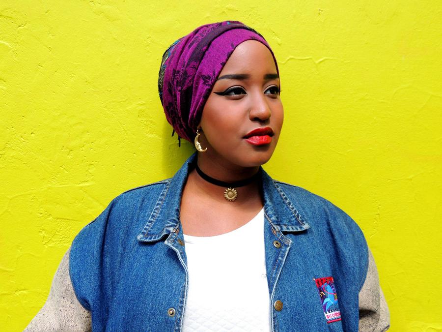 Naz Ahmed: YouTube, campaigner, vocalist, fashion designer, Jack-of-all-trades