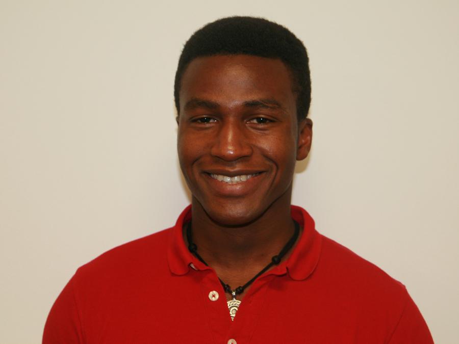 Silas Adekunle: robotics expert