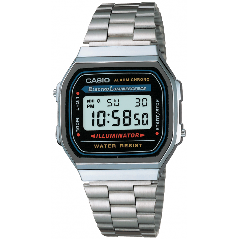 A casio watch