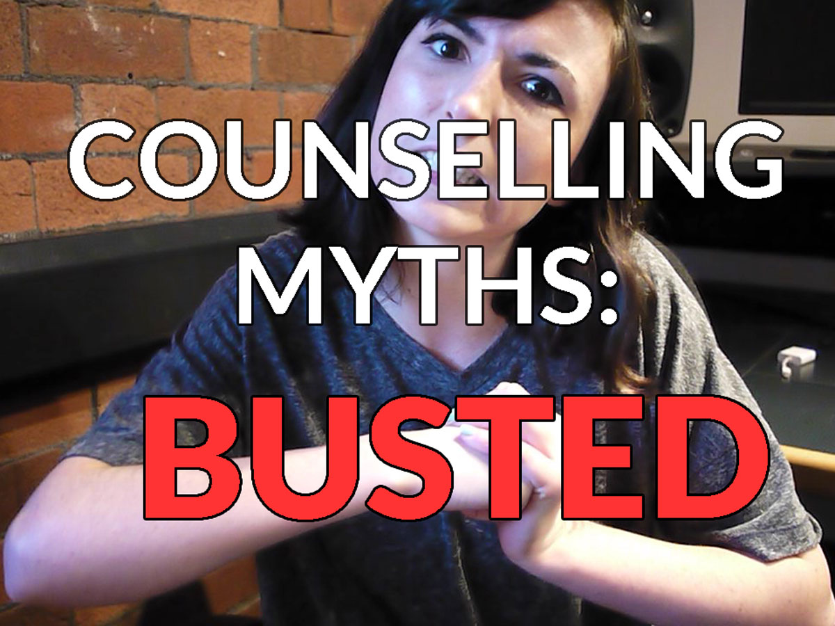 Sammy: Counselling Myths Busted