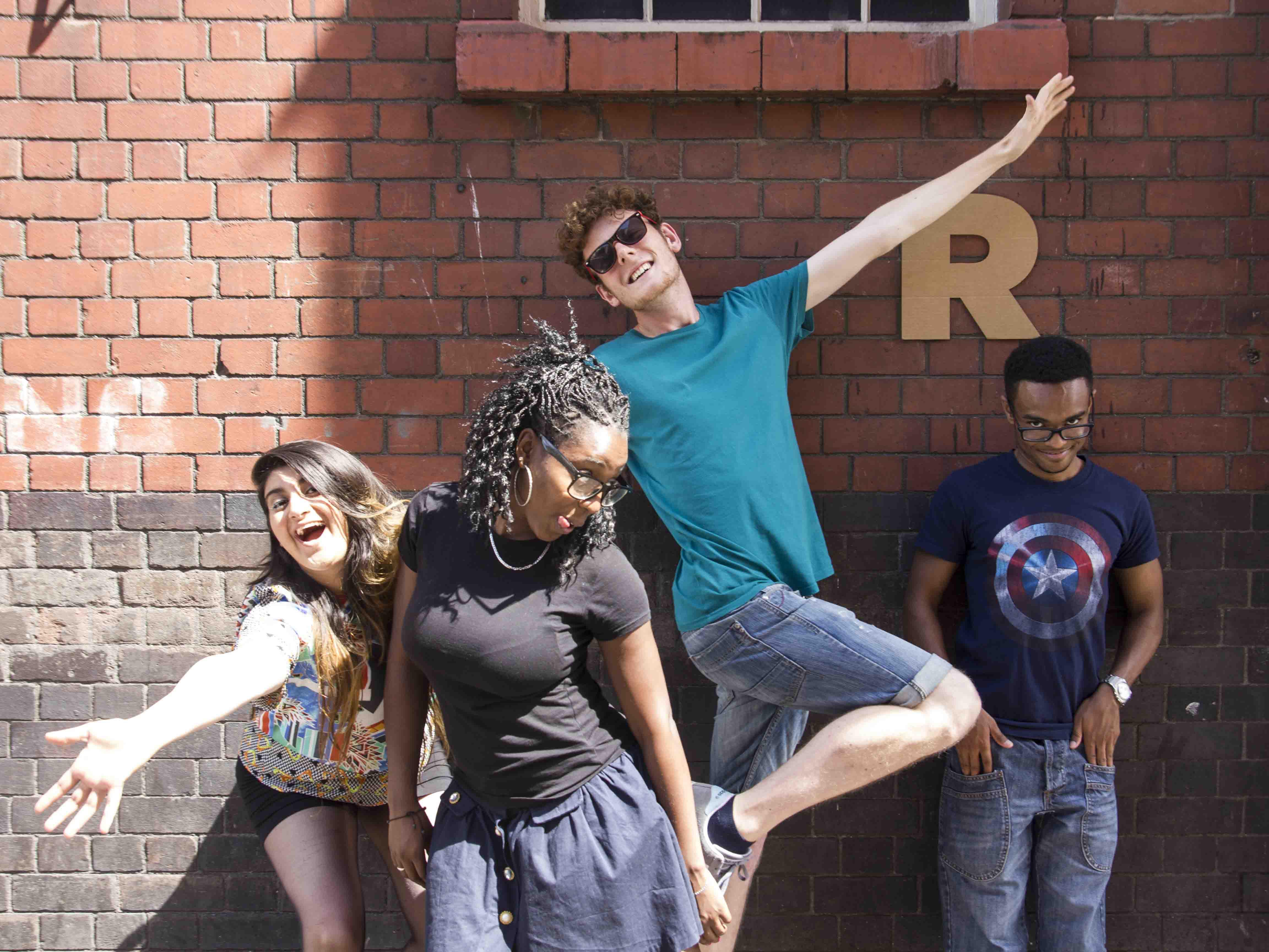 'Rife founders'  Photo: Vanessa Bellaar Spruijt
