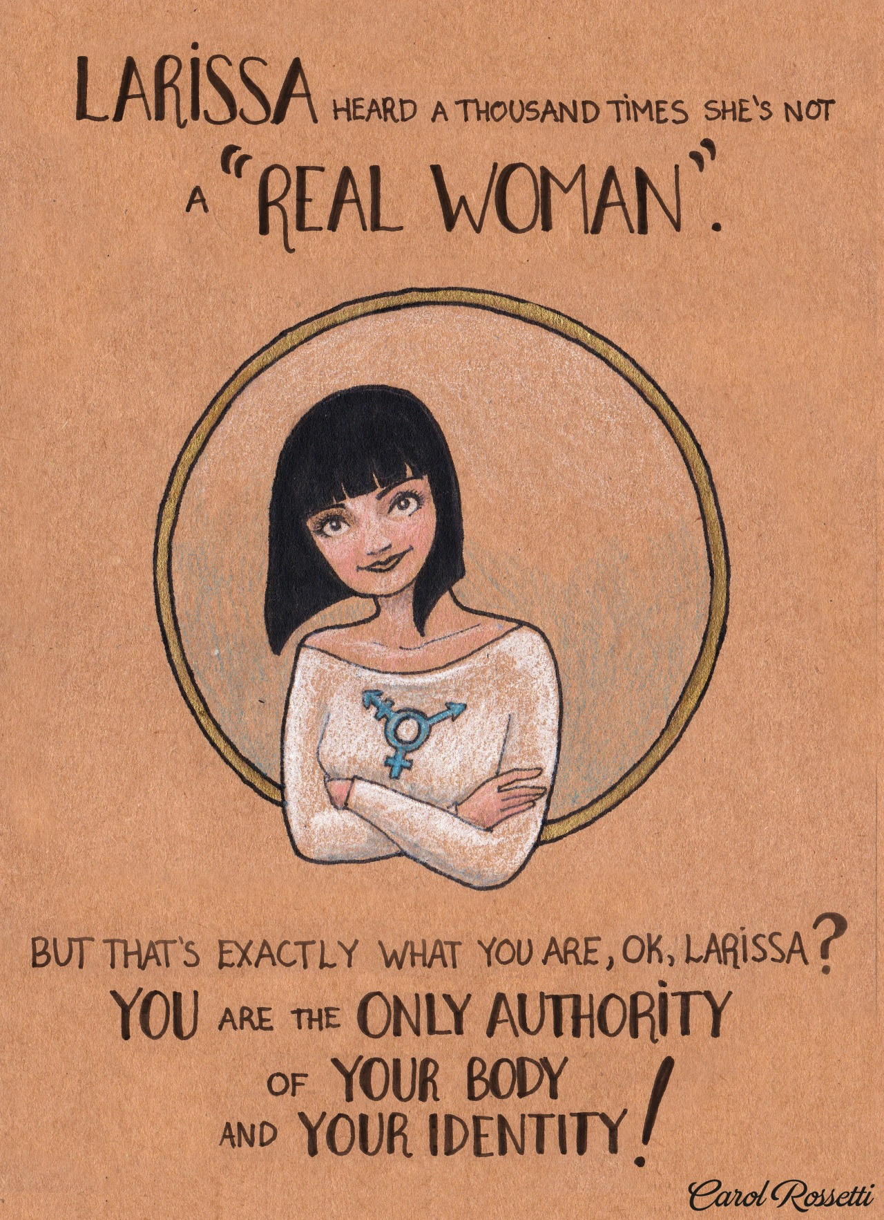 'Real Woman'