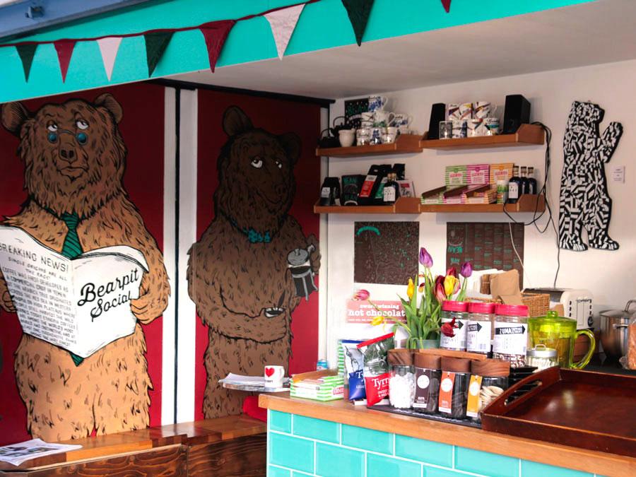 Coffee shop Bearpit Social
