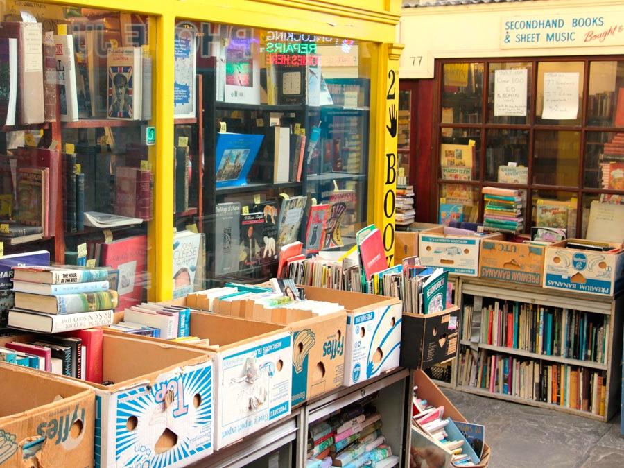 Beware of the Leopard bookshop
