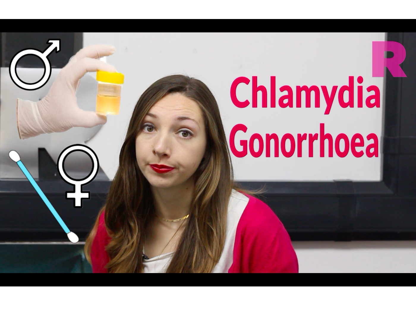 Jess talks through how to get tested for STIs