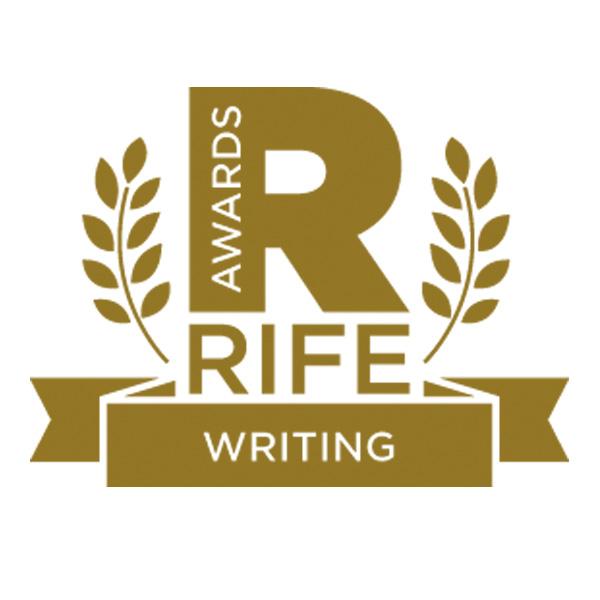 company history writing awards
