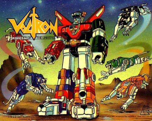 Voltron Movie