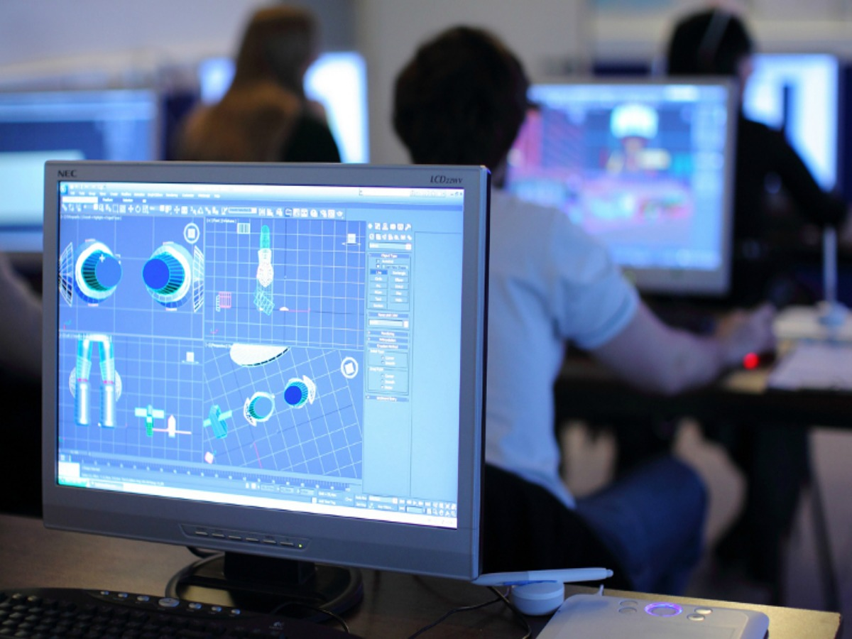game programming related jobs