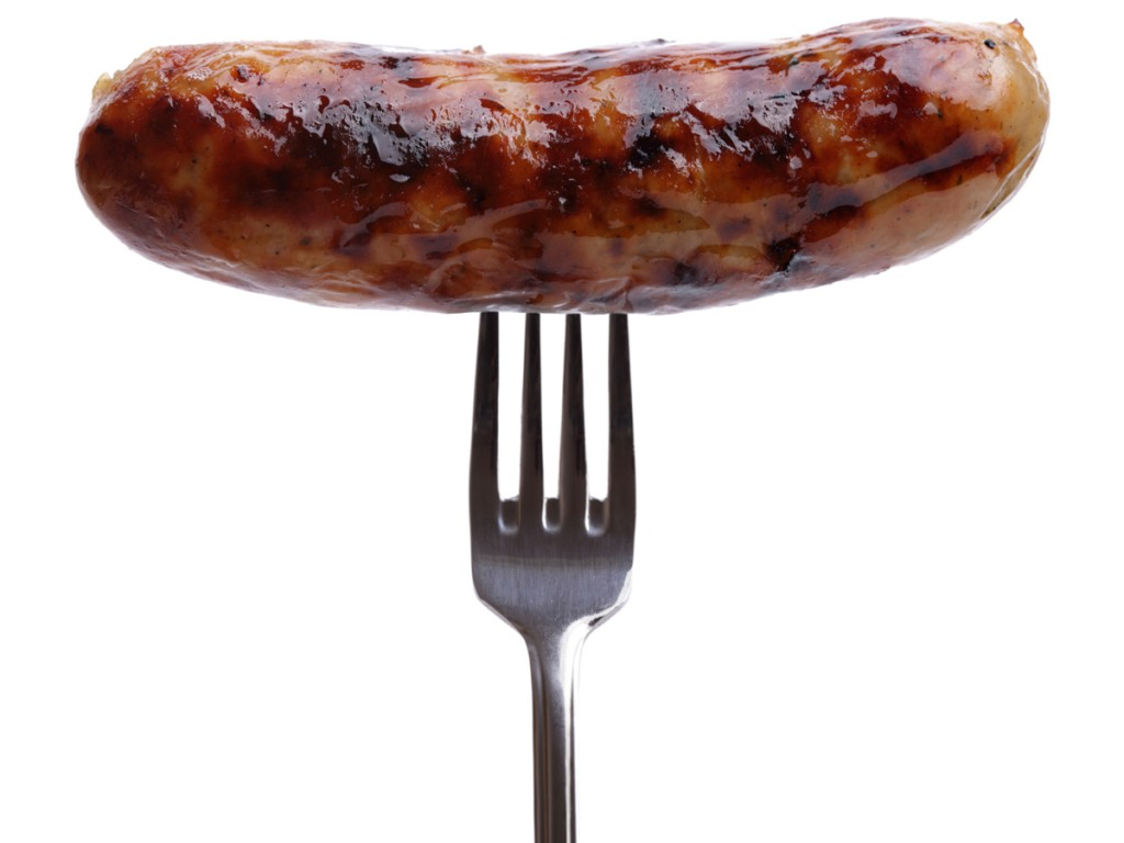 Sausage-on-a-Fork