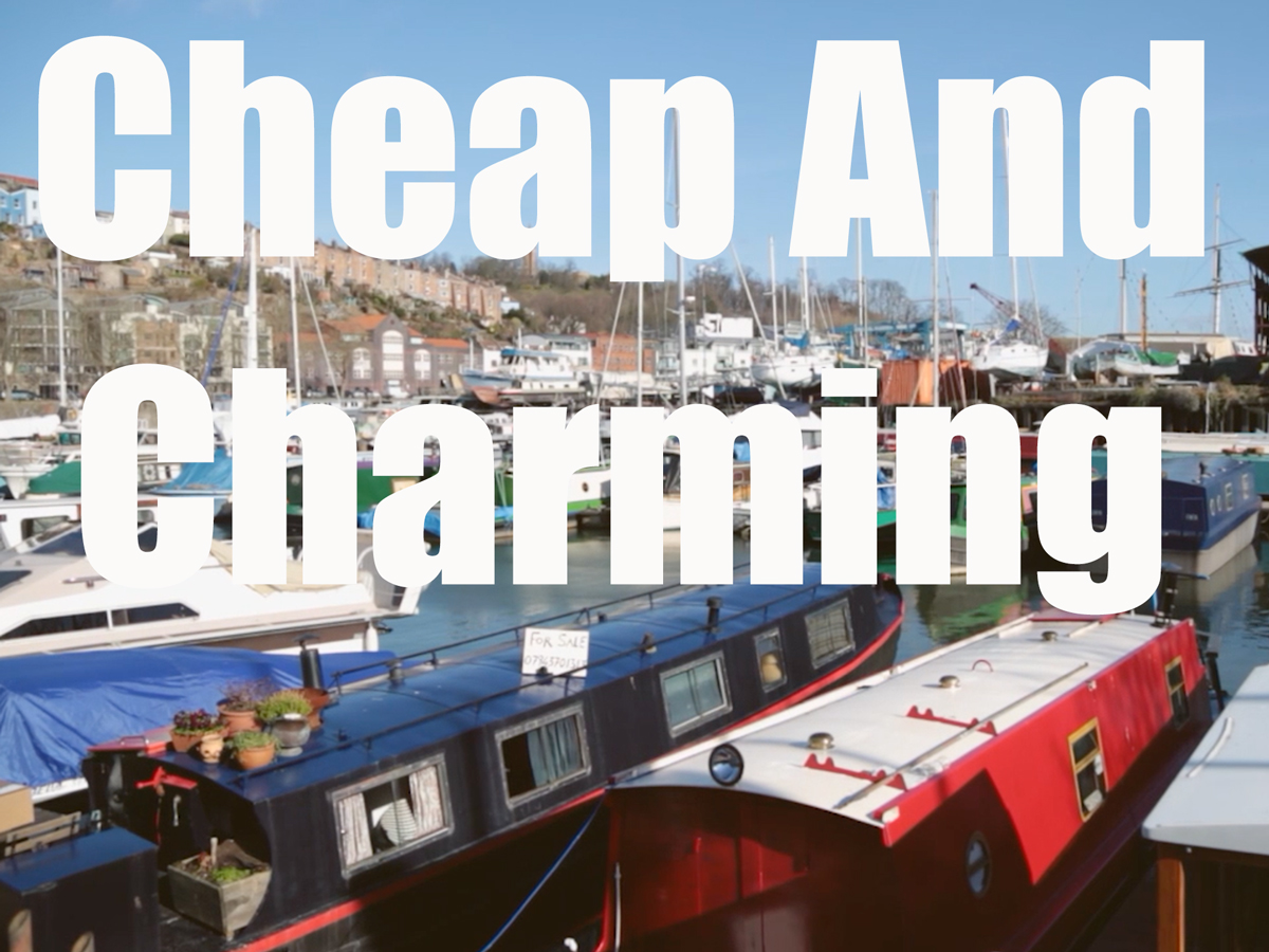 DOCUMENTARY: Cheap And Charming - The Houseboat Experience