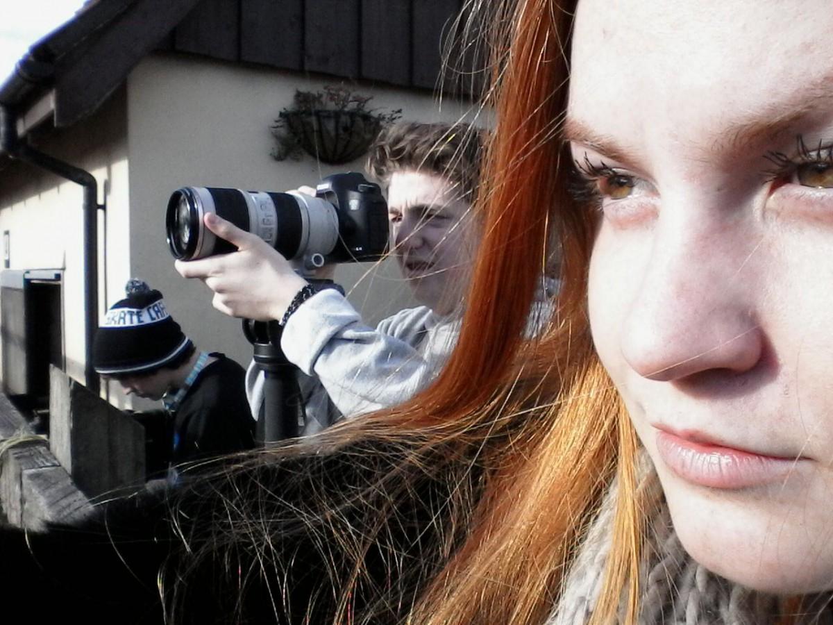 BFI FIlm Academy shoot 2014 - 2015