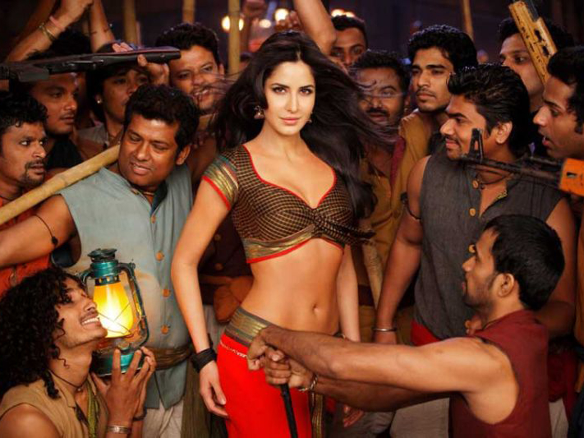 bollywood-item-song