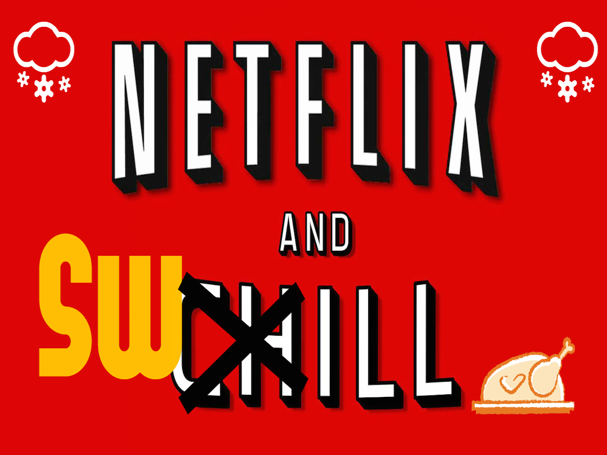 netflix and chill logo