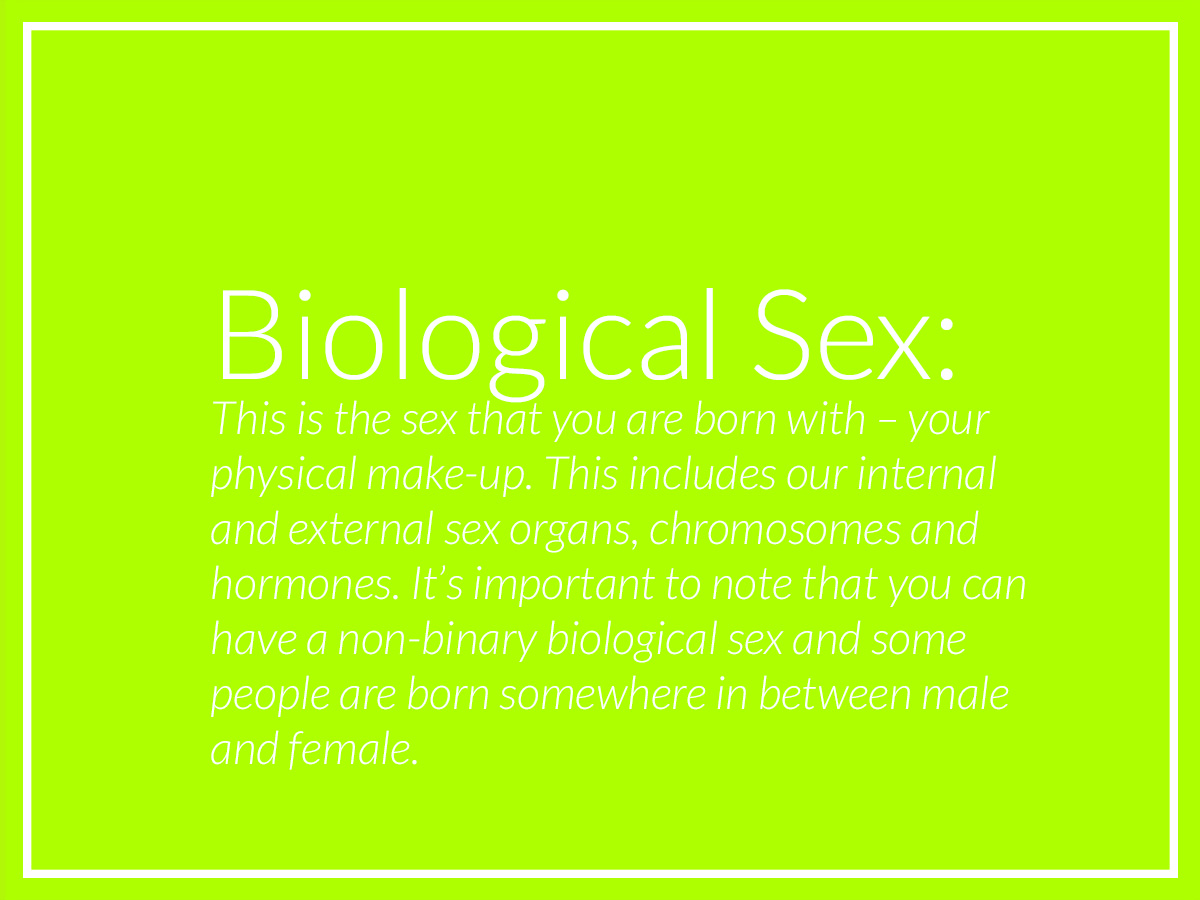 Biological Sex