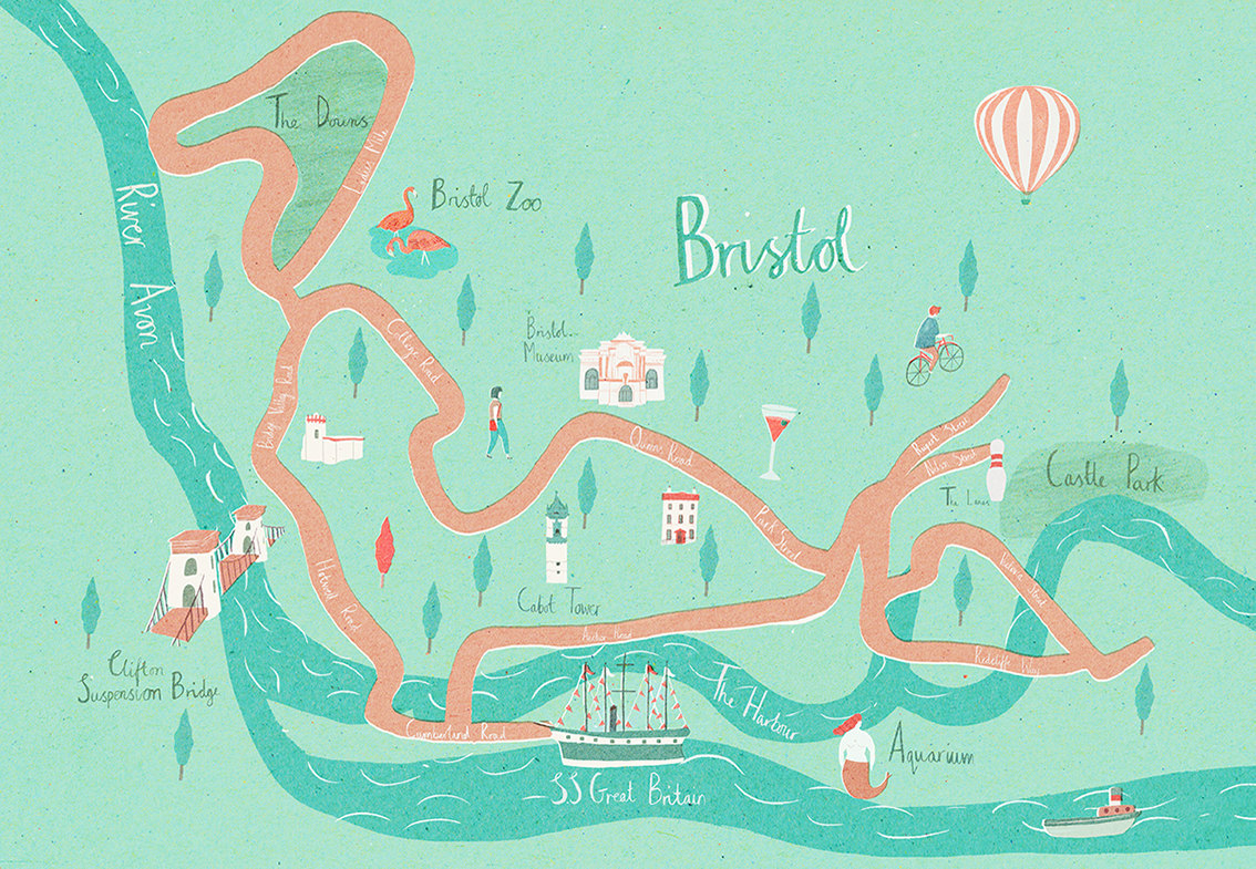 bristol illustration