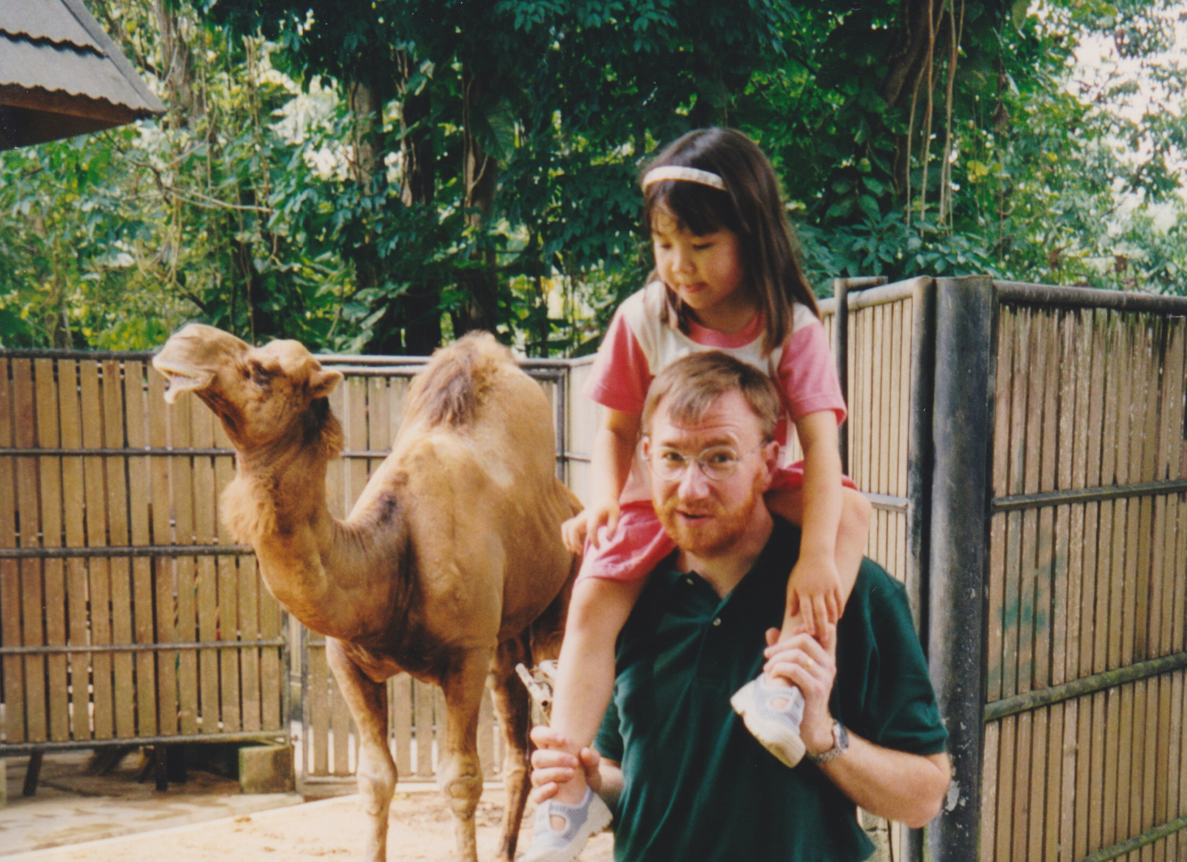 Papa Fineron & Daughter Ailsa ft. Unrelated Camel