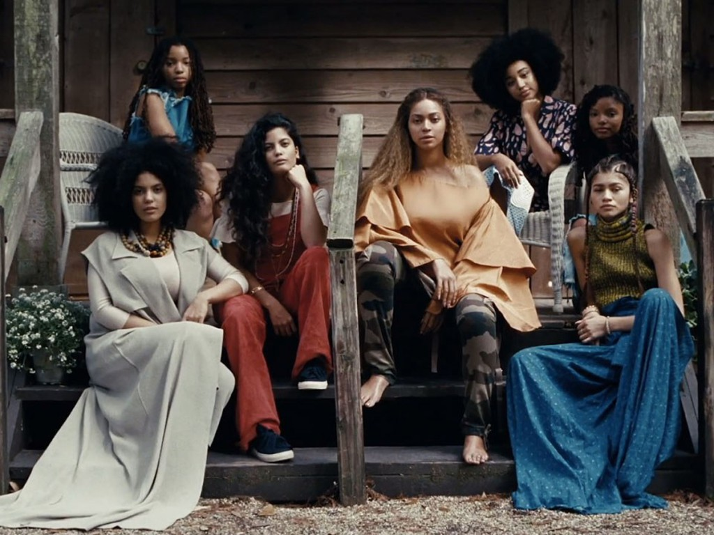 Beyonce's Album Lemonade, Parkwood entertainment