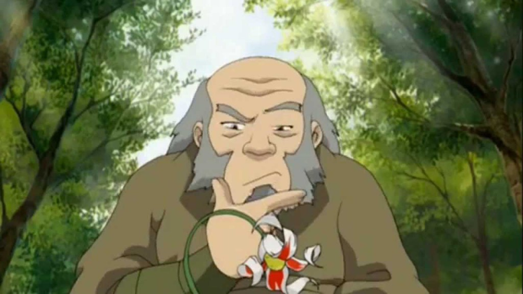 uncle iroh flower