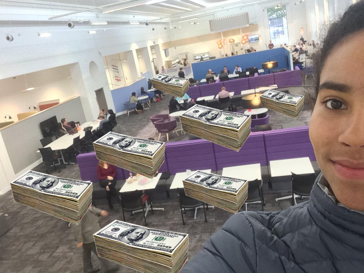 Bristol City Council, Cash Hall