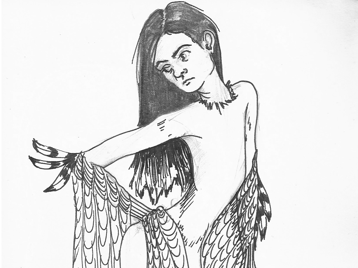 Feather_pose