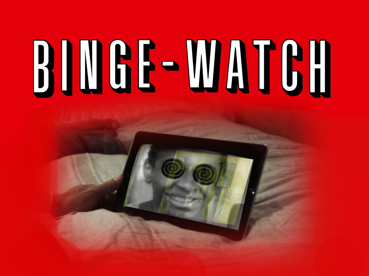 Is Binge Watching Good For You?