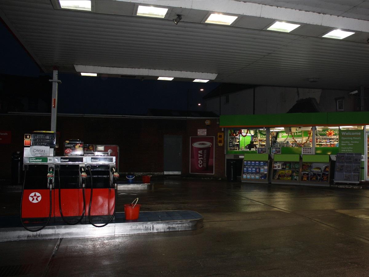 final garage