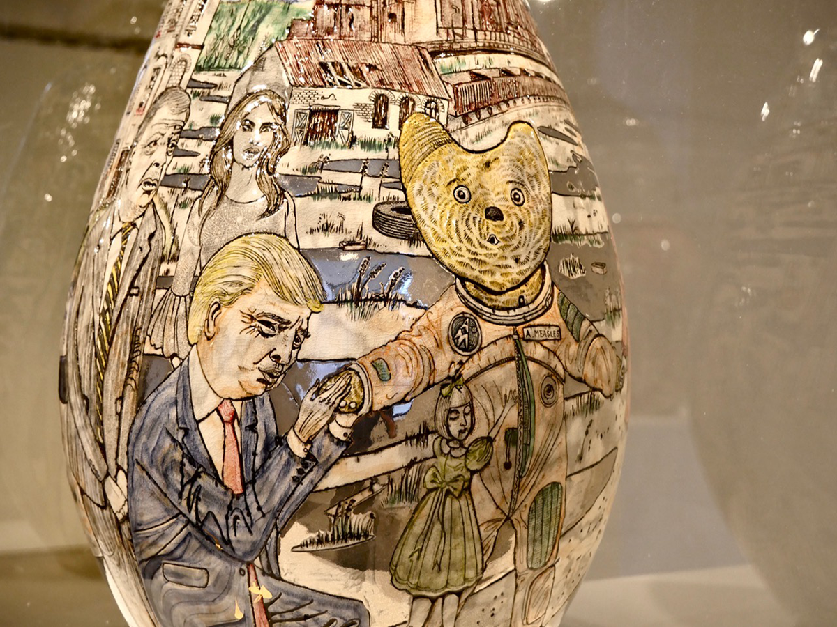 Grayson perry an artist for the people its refreshing that grayson perry is striving to make art accessible to everyone and not just retired middle class white folk reviewsmspy