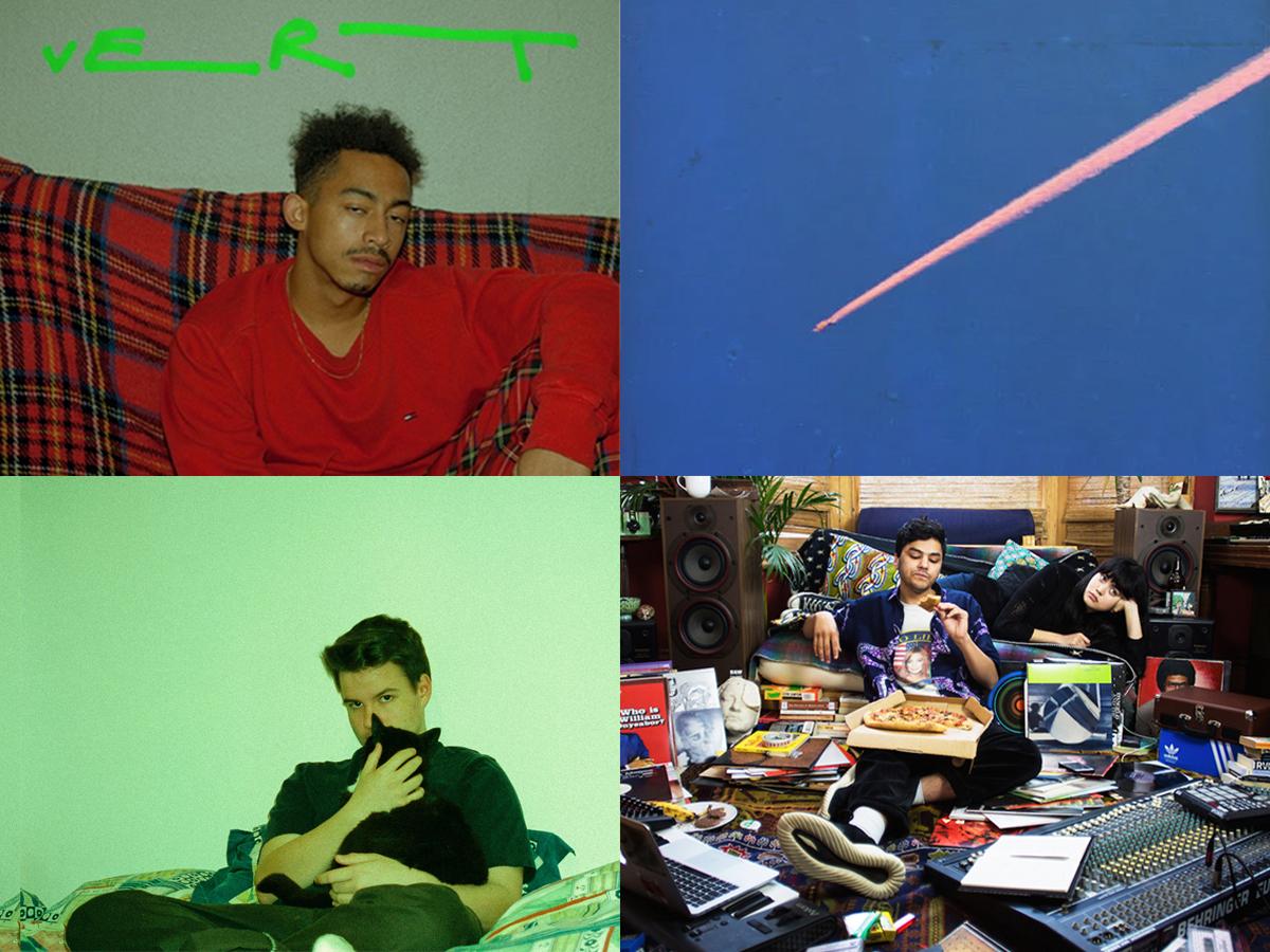 Underground Sound Indie Brit Boys For Your Indie Brit Blues - Rife